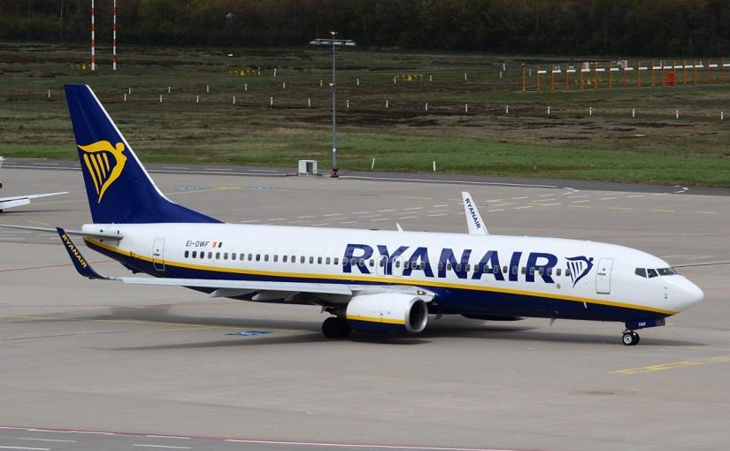 Manchester recupera 2º operador com entrada da Ryanair emJunho