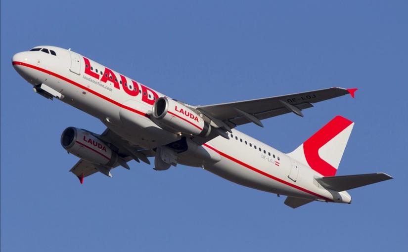 Laudamotion chega ao Porto em Outubro com voos paraViena